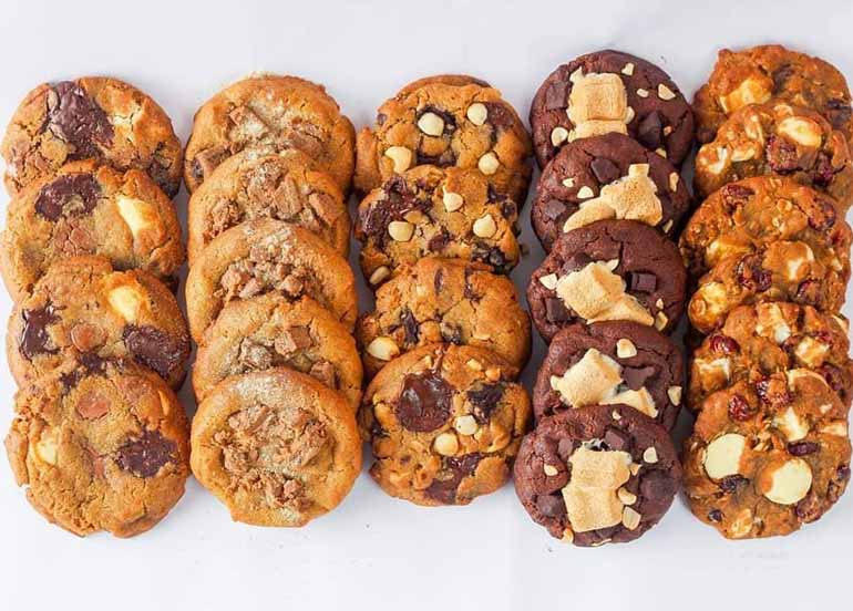 10 Shops Where You Can Get Cookies Delivered