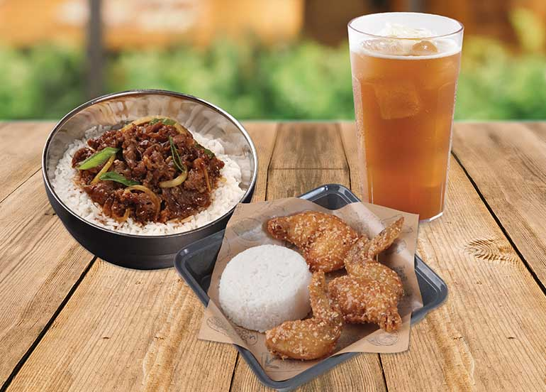 Here's a List of the Must-Try Dishes from the Bonchon Menu