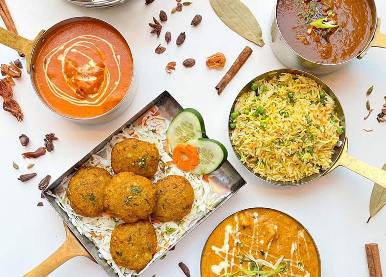 Your Guide to Indian Food Delivery Available Now