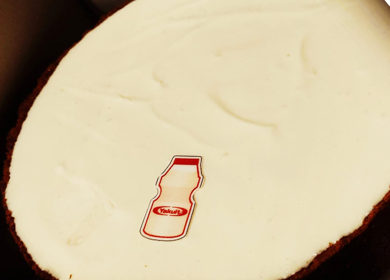 There's Nothing Better Than This Yakult Cheesecake!