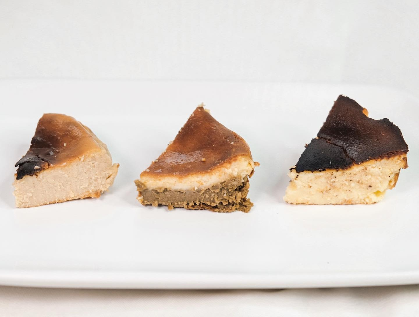 Here Are More Basque Burnt Cheesecake Flavors To Try!