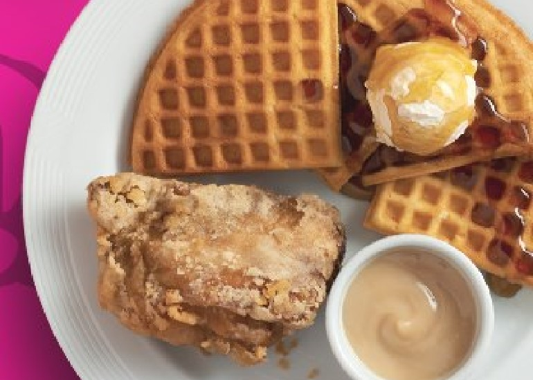 pancake house chicken and waffles