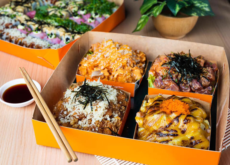 Your Guide to Japanese Food Delivery Available Now