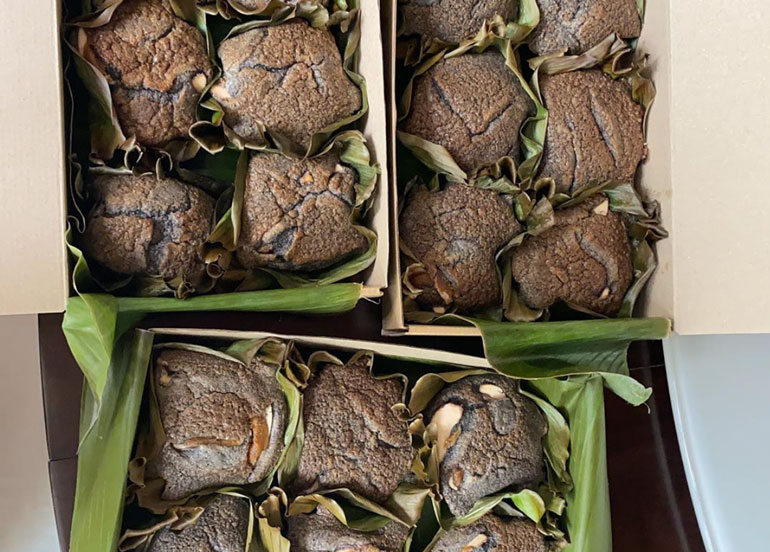 There's Black Rice Flour Bibingka and We Know Where You Can Get It From