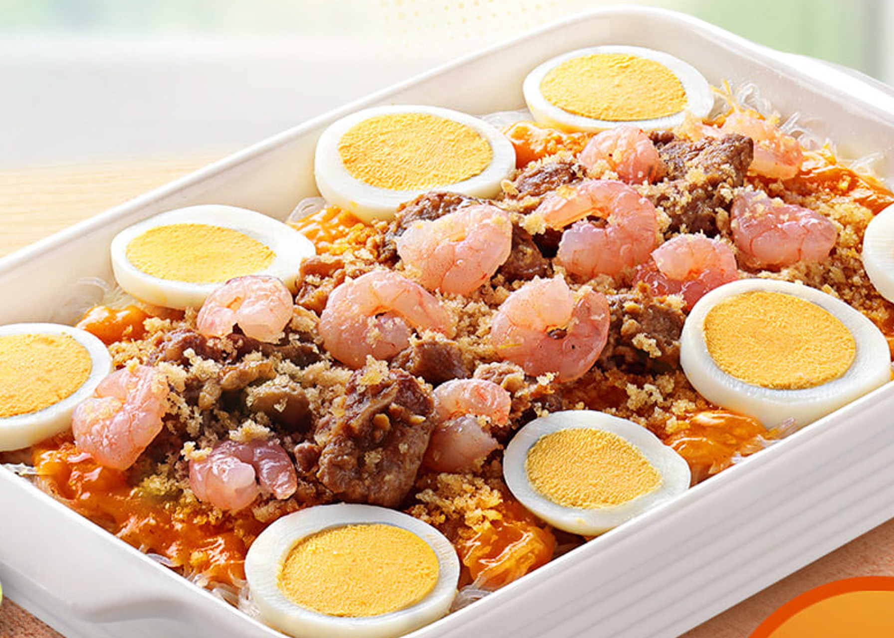 Jollibee Now Has Palabok Family Pan That's Available for Delivery!