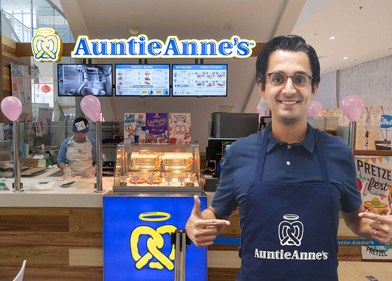 COO of Auntie Anne's Shares His Business Advice & Tips During A Pandemic