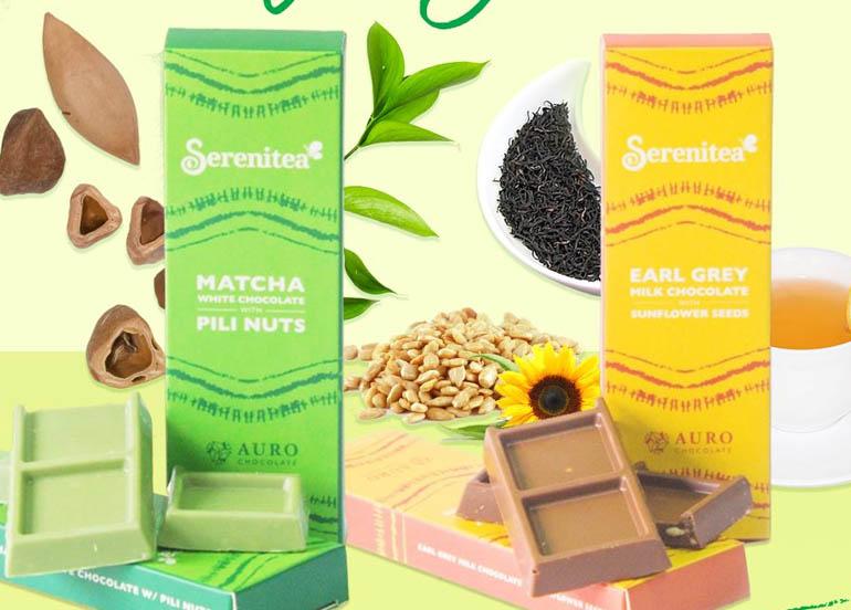 Serenitea Now Has Limited-Edition Chocolate Tea Bars!