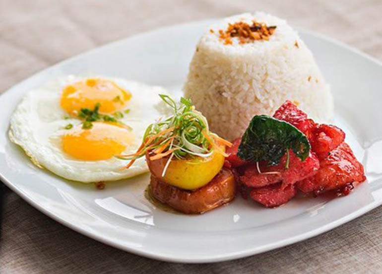 Tocilog from Kanto Freestyle Breakfast