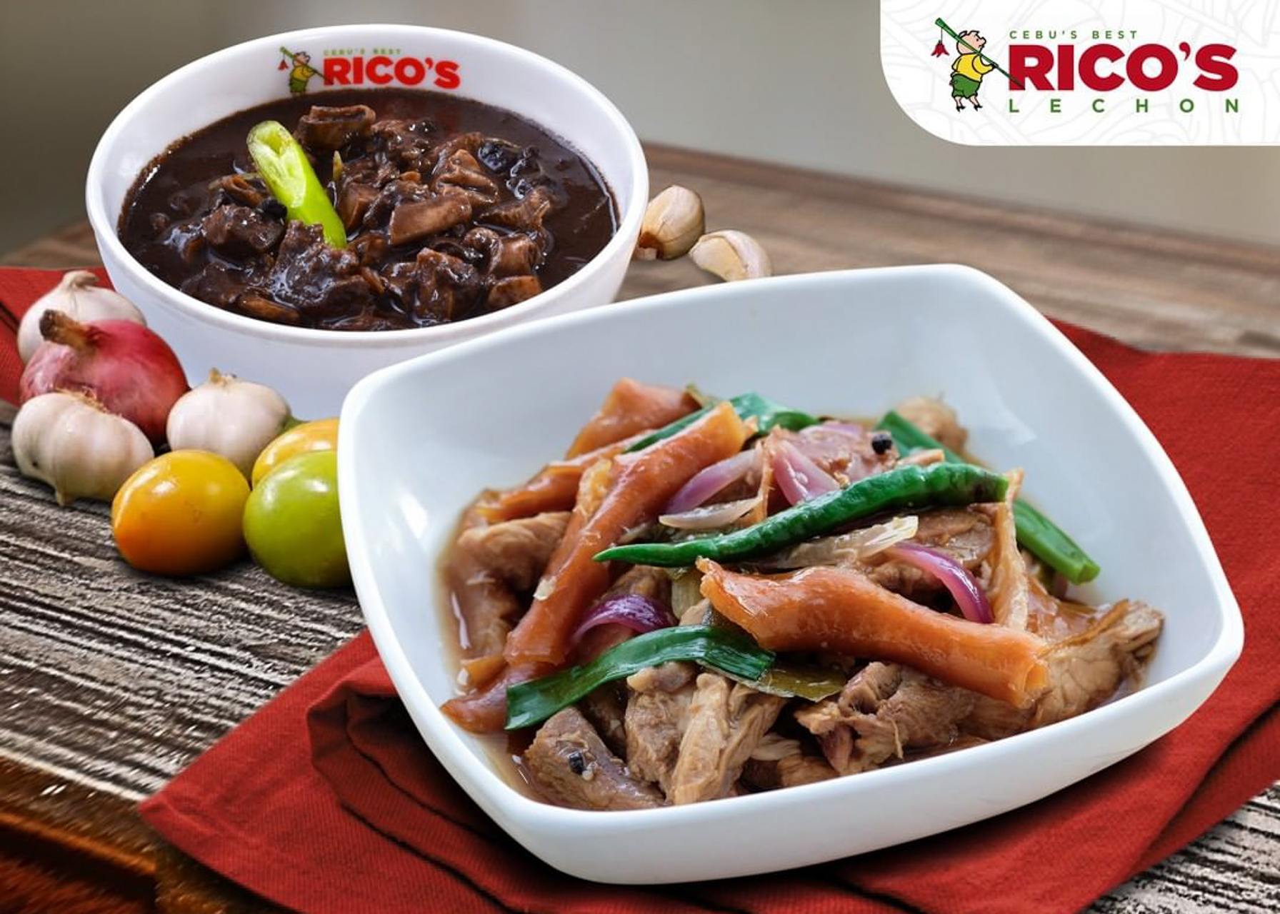Rico's Lechon Rice Toppings Are Now Available at 7-Eleven