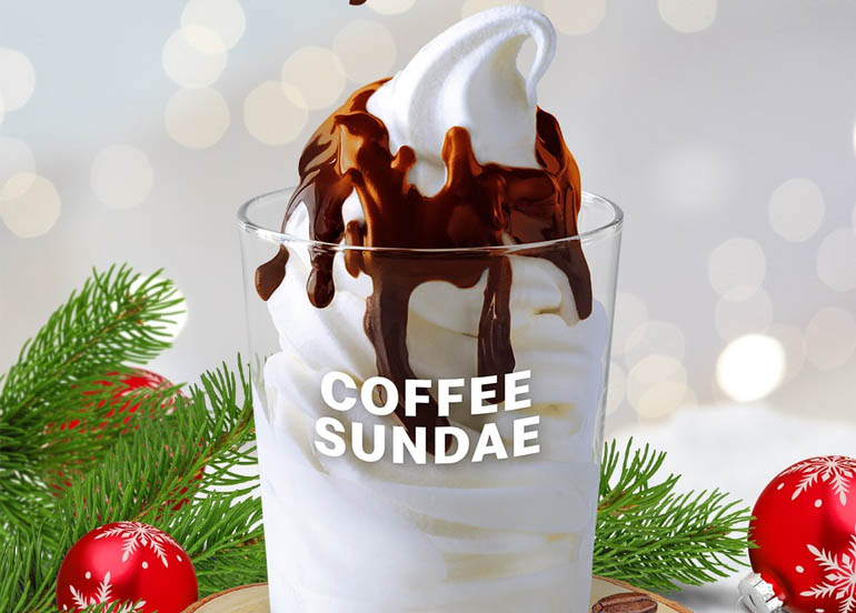 McDonald's New Coffee Sundae is Perfect For All Night Owls