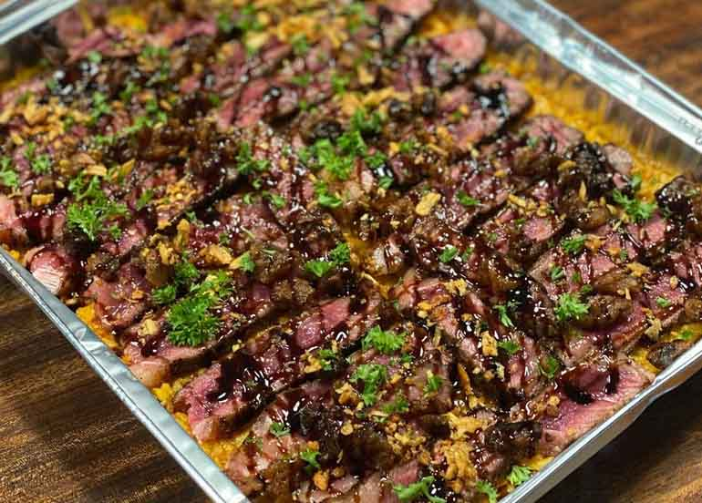 Steak Lovers, You Need To Try This Wagyu Paella