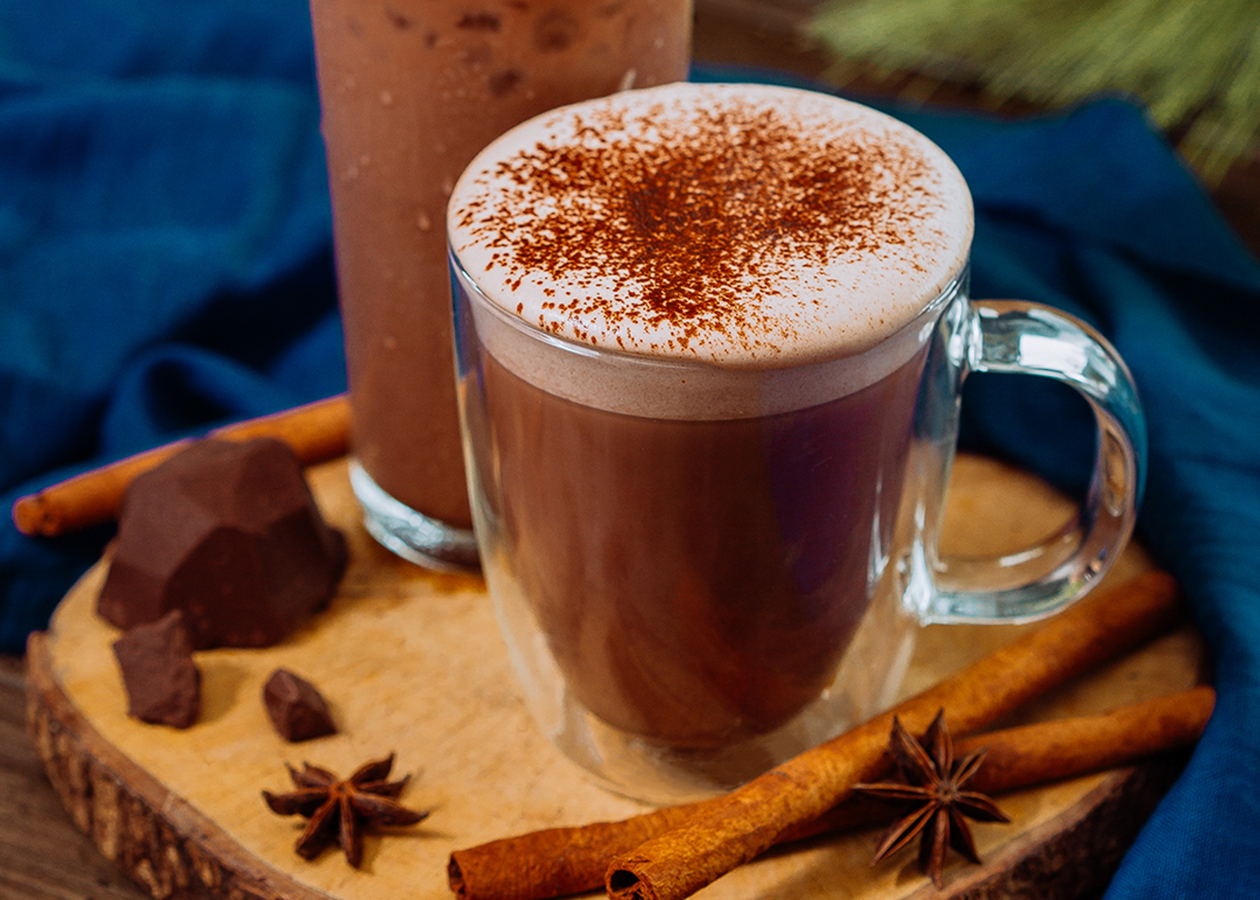 CBTL's Dark Chocolate Chai Latte Is A Hug In A Cup