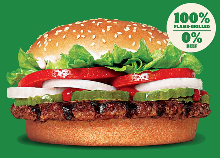 Burger King Launches Its Plant-based Whopper and We're All Excited to Try It