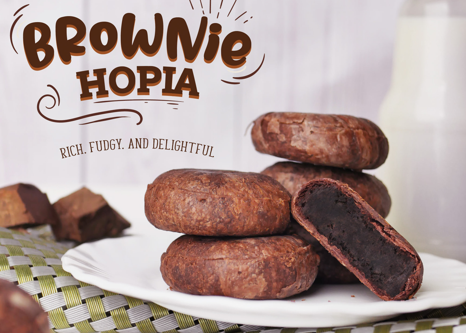 Are You Ready For Eng Bee Tin's New Brownie Hopia?