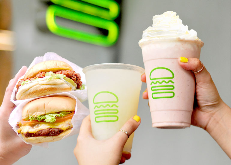 Shake Shack Has 2 New Drinks You Need To Try