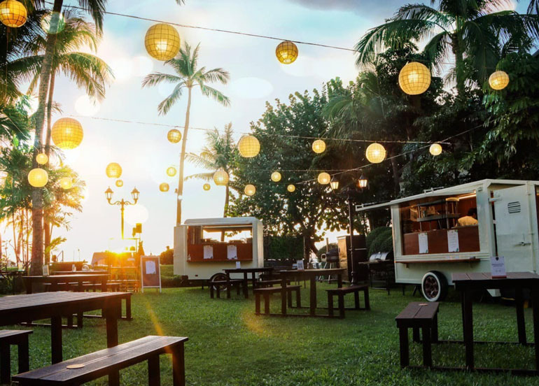 Sofitel's Food Truck Festival is Back & It's The Perfect Al Fresco Dining You Need This Year