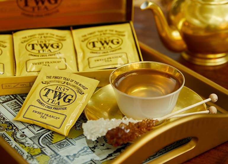 This Valentine's Gift Guide from TWG is Perfect for Tea (and) Lovers