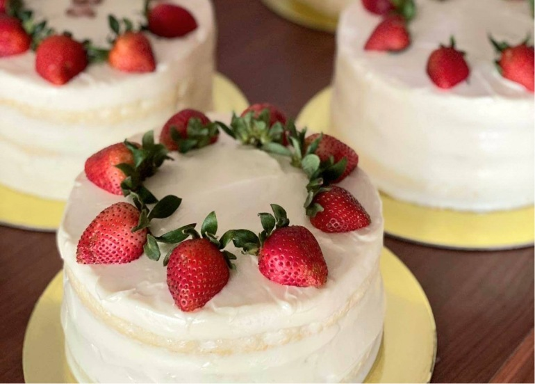 Where to Get Strawberry Shortcakes in the Metro