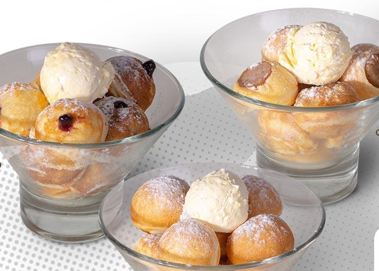Pancake House's New Pancake Bites Makes the Perfect Bite-Sized Meryenda