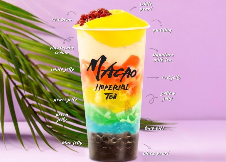 Macao Imperial Tea's New  Cheesecake Halo-Halo Is A Must-Have This Summer